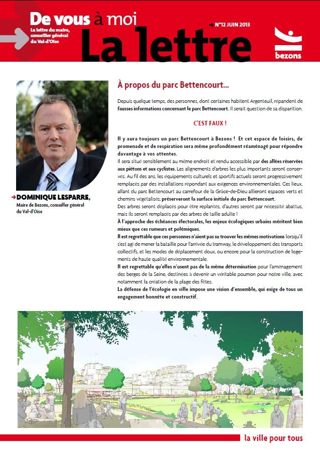 lettre maire bettencourt 1