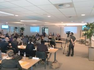 Philippe Doucet a été réélu président de l'Agglomération Argenteuil-Bezons pour 6 ans avec 52% des suffrages