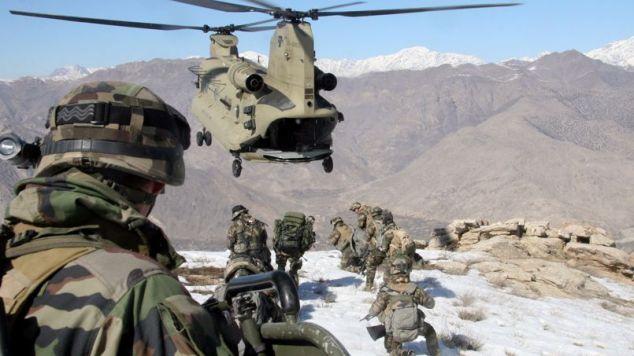 AFGHANISTAN, LA GUERRE VUE DU CIEL